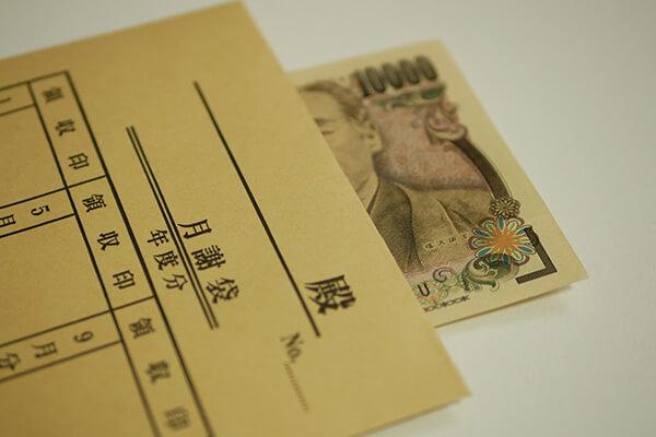 部費の封筒