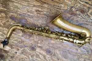 木管楽器のサックス